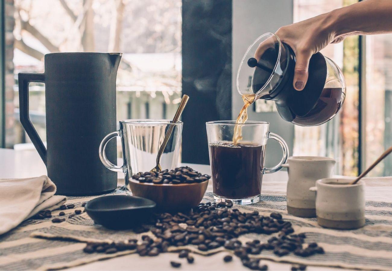 Lıght Medıum and Dark Roast Coffee