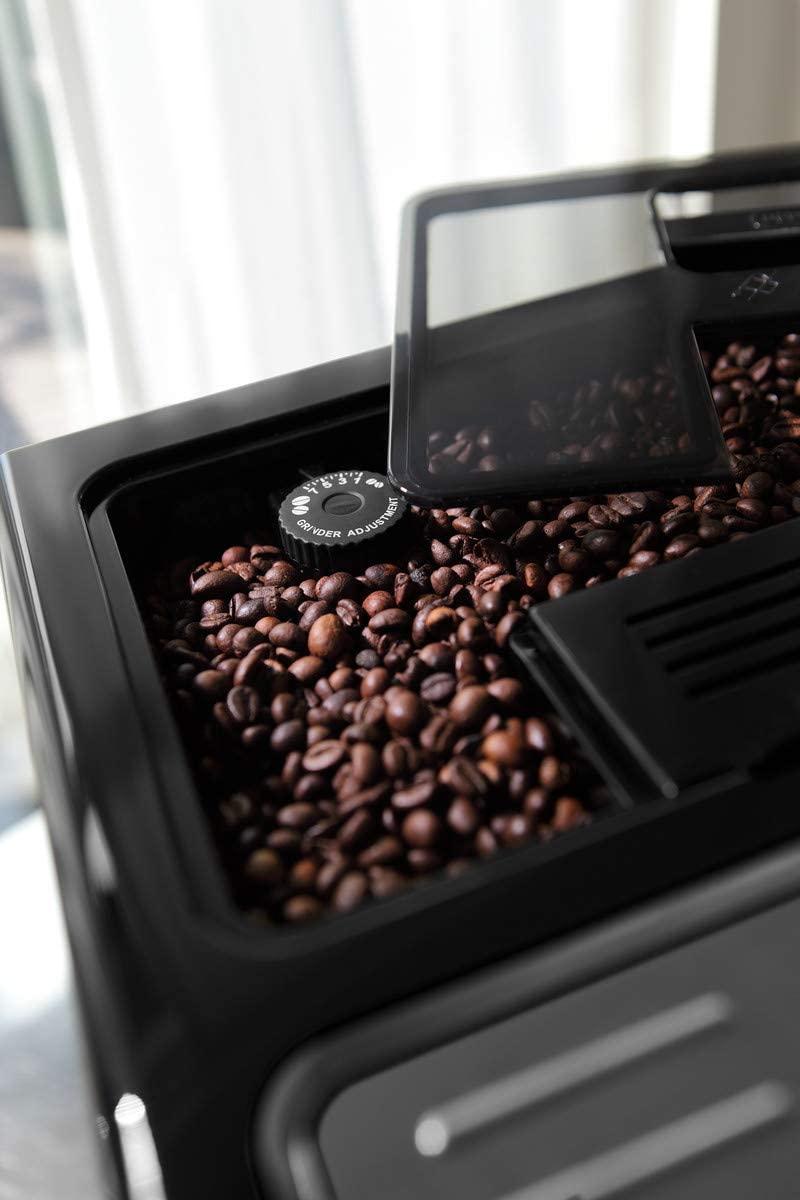 Delonghi Eletta cappuccino beans
