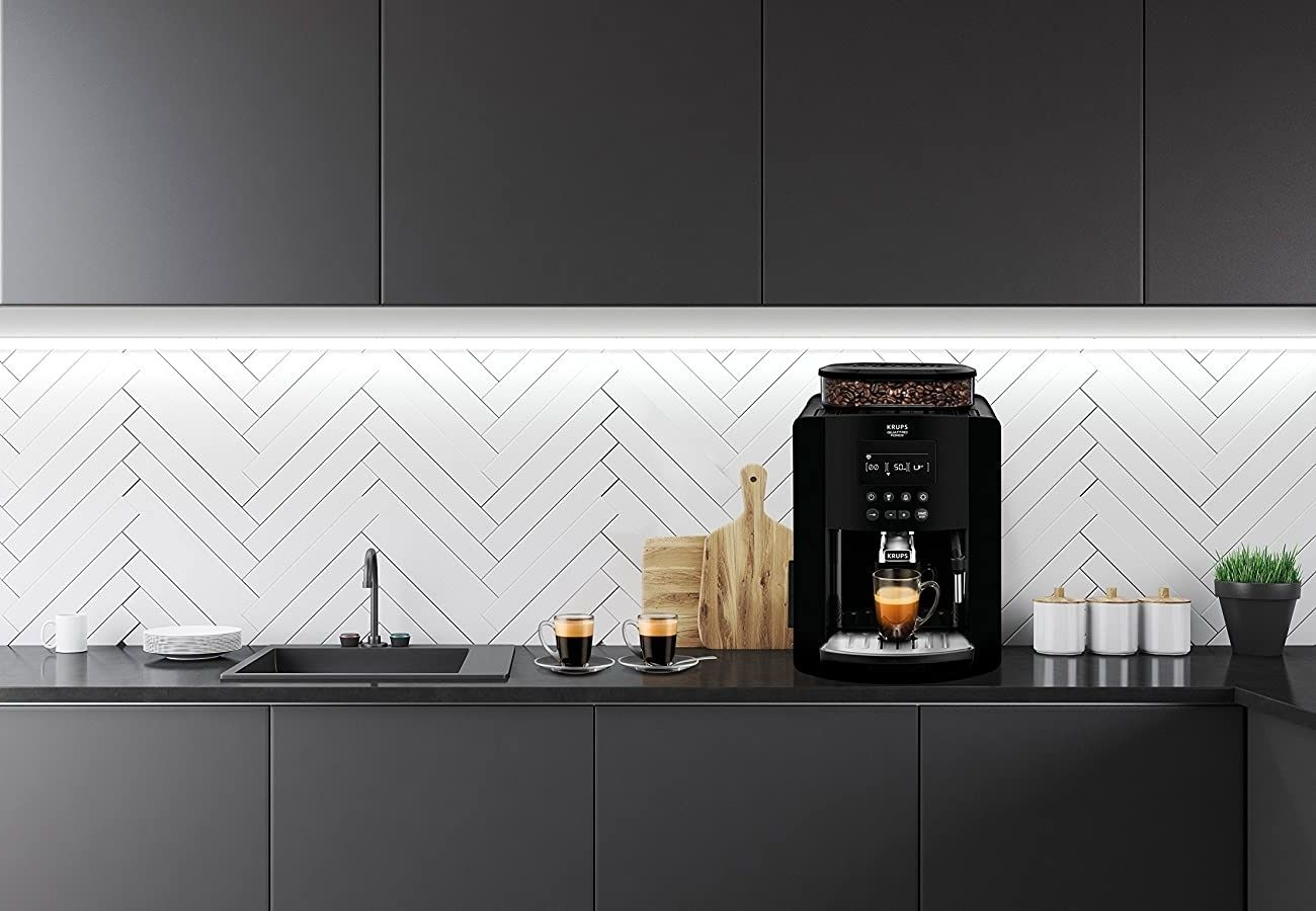 Krups Arabica Bean to cup coffee machine review