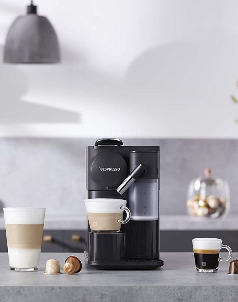 Nespresso Lattissima One coffee machine with milk