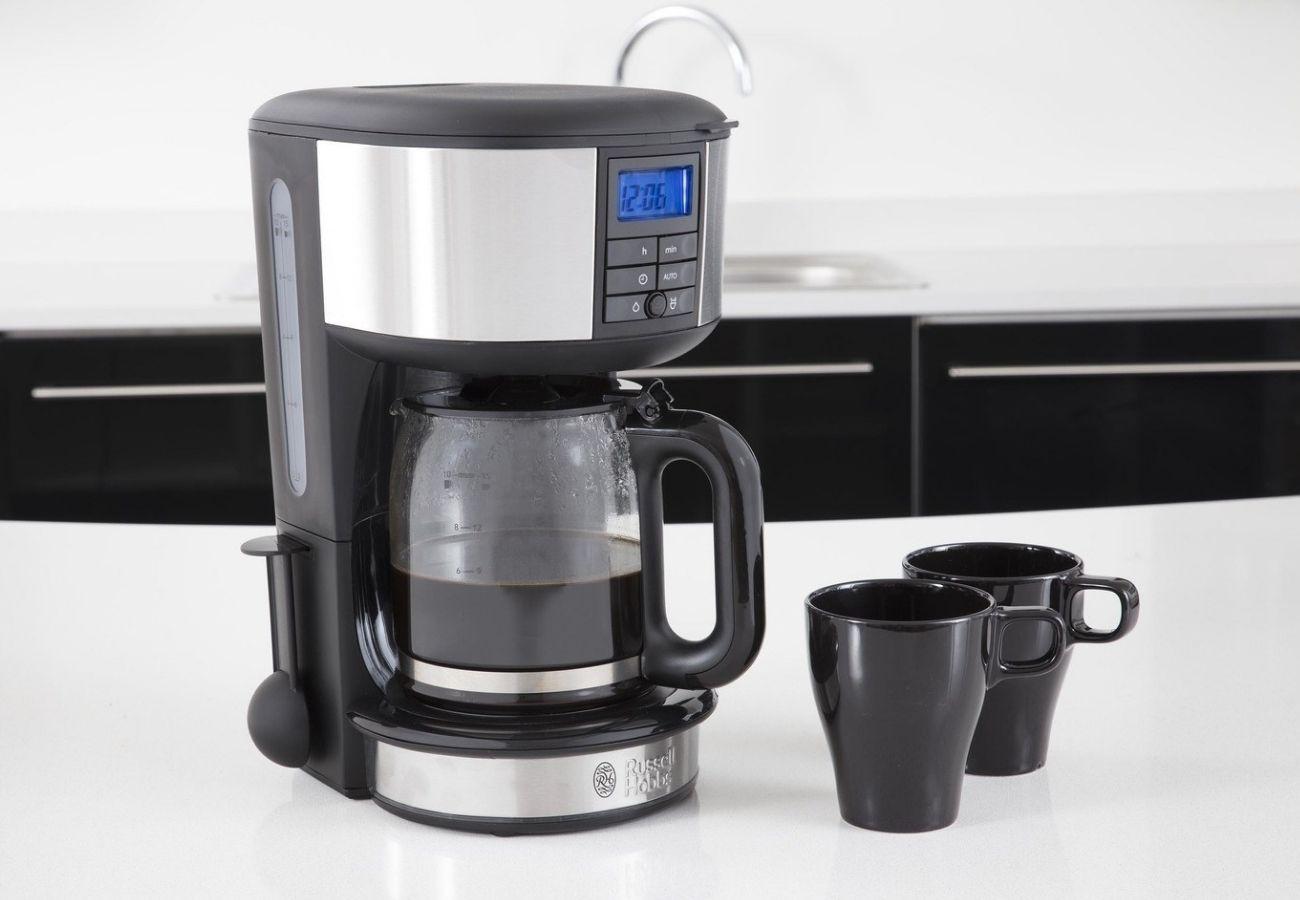 Russell Hobbs Buckingham Coffee Machine review