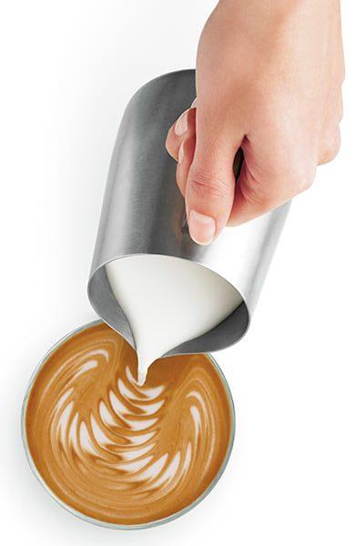 perfect creamy finish