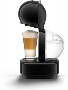 dolce gusto krups lumio automatic coffee machine