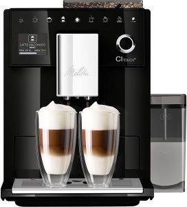 melitta ci touch bean to cup coffee machine