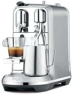 nespresso creatista sage plus coffe machine