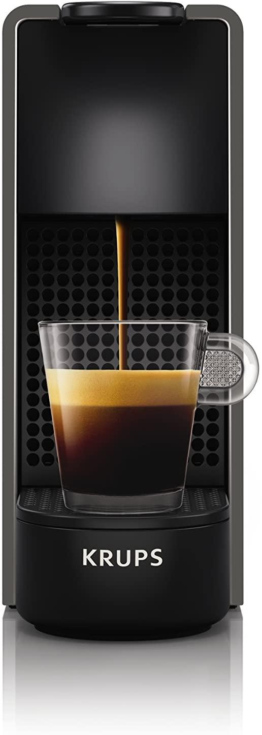 nespresso essenza in black