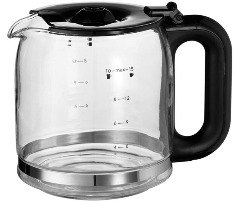 russell hobbs buckingham coffee 1.2 litre capacity