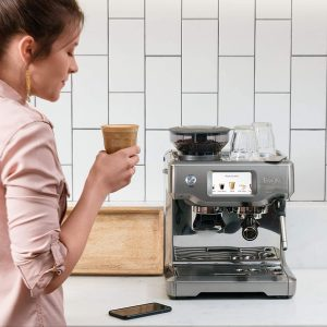 sage ses878btr barista truffle stainless